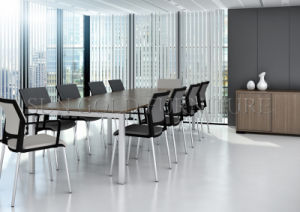 Modern Office Boardroom Wood Conference Table (SZ-MT030) pictures & photos