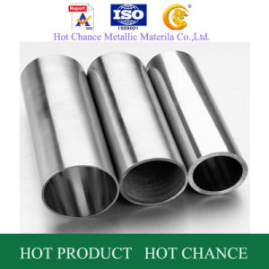 SUS201, 304, 316 320g Satin Finished Stainelss Steel Pipe pictures & photos
