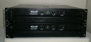 2u 1800W PRO Audio Power Amplifier (SDA1200) pictures & photos