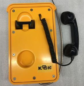 Kntech for Indoor Outdoor Rugged Environment Programable Pick up Call Telephone pictures & photos