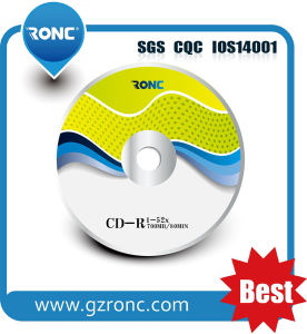CD-R Wholesales Blank CD-R with Customized Logo pictures & photos