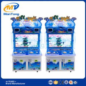 Hot Sale Mermaid Fishing Players Coin Operated Arcade Game Machine for Kids Redemption Machines pictures & photos