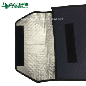Wholesale Custom Non Woven Pizza Bag Hot Pizza Cooler Bag Tote pictures & photos