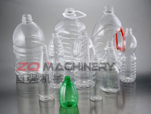 Rotary Stretch Pet Water Bottle Making Machine (ZQ-R6) pictures & photos