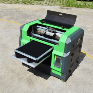 Automatic Inkjet T-Shirt Printing Machine Direct to Garment Printer pictures & photos