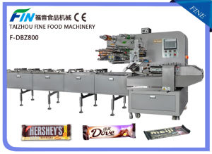 Automatic Feeding Pillow Packing Machine for Chocolate and Candy pictures & photos