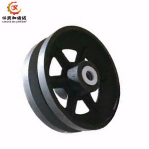 Sand Casting Steel Iron Train Wheel pictures & photos