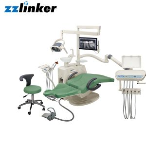 Ce Approved Anle Al-388SA Dental Chair Unit pictures & photos