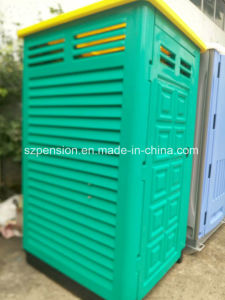 Newes HDPE Modern Portable Prefabricated Public Mobile House/Toilet pictures & photos
