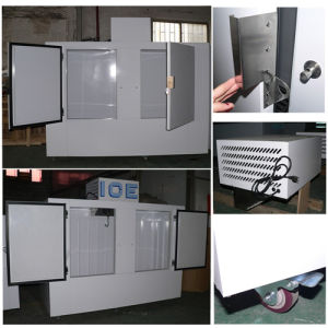 Large Capacity Freezing Ice Merchandiser CE Approved pictures & photos