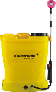 16L Agricultural Electric Power Knapsack Battery Sprayer for Farming (KD-16D-011) pictures & photos