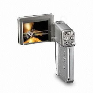 "Digital Video Camcorder with 2.4"" TFT LCD and 11.0Mega Pixels"