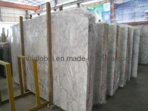 Calacatta White Marble Stone Slab/ Marble Tile/ Italian Marble