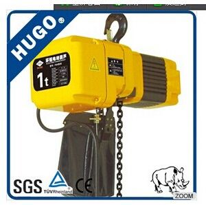 Pdh --- 1ton Mini Electric Chain Hoist 220V to 440V pictures & photos
