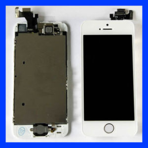 Original Mobile Parts for iPhone5 LCD pictures & photos