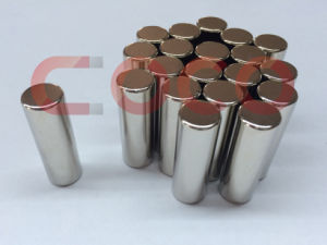 Cylinder Rare Earth Neodymium Magnets for The Industrial Usage pictures & photos