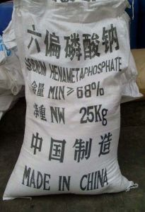 Sodium Hexametaphosphate/SHMP 68% Purity pictures & photos