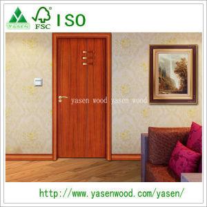 Best Price Wooden Door Design with Natural Venner