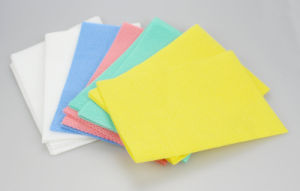 Household Disposable Nonwoven Cleaning Cloth Wipes pictures & photos