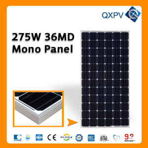 36V 275W Mono Solar Panel pictures & photos