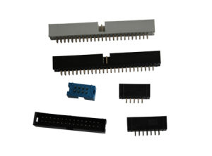 Box Header Pitch2.00mm/DC3