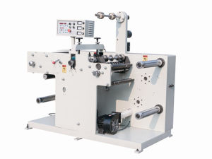 Rotary Die-Cutting and Slitting Machine (WJMF-350) pictures & photos