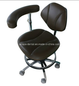 Dental Stool Assistant′s Stool Dental Furniture Medical Stool pictures & photos
