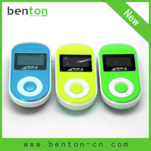 Fashion MP3 Player Built-in Polymer Lithium Battery (BT-P122)