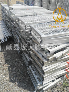 Scaffold Walking Board|Steel Platform|Scaffolding Metal Plank pictures & photos