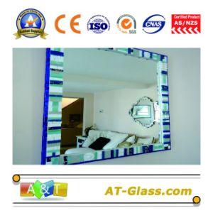 1.8mm~8mm Dressing Mirror Furniture Mirror Bathroom Mirror Safety Mirror Aluminum Mirror Silver Mirror pictures & photos