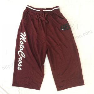 Causal Jogger Pants in Knitting Sport Trousers Fw-8688 pictures & photos