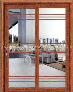 Heavy Duty with Ce Approved Exterior Automatic Sliding Door pictures & photos