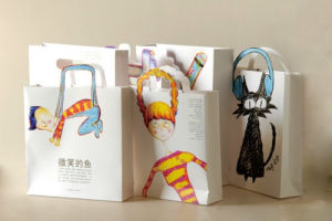 Fashional Carrier Bag (TS shopping bag 6)