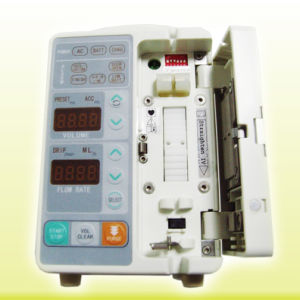 CE Marked Infusion Syringe Pump (SM-S01) pictures & photos