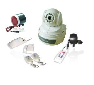 Quadband 3G Video Home GSM Alarm Solution