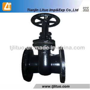 Cast Iron GOST Standard Russia Market Globe Valve pictures & photos