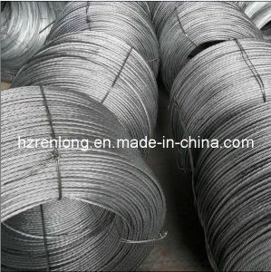 Galvanized Steel Wire Strand 1*7