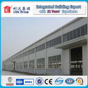 China Heilongjiang Steel Structure with High Quality and Prefab Stable Structure for Buildings/Workshop/Warehouse pictures & photos