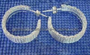925 Silver Earring/ Elegant Silver Jewelry
