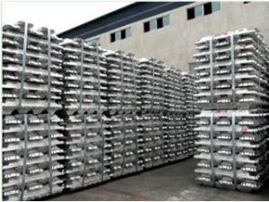 Aluminum Ingot 99.90%