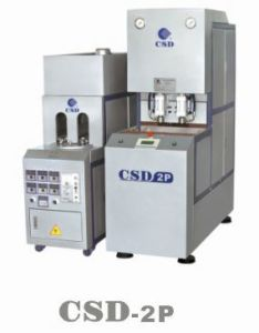 Semi-Automatic Blow Molding Machine (CSD-3P) pictures & photos