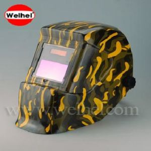 Auto Darkening Welding Helmet (WH4400204) pictures & photos