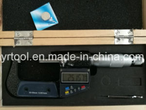 Professional Digital Electronic Micro-Meter 0-25-50-75mm (FYDM-35-50-75D) pictures & photos