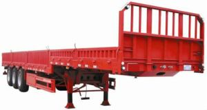 Good Quality Dropside Semi-Trailer Series