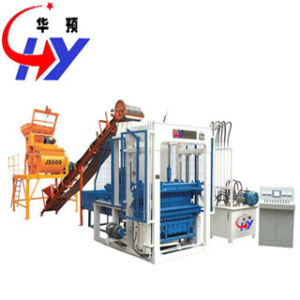 Cement Block Machine (HY-QT5-20)
