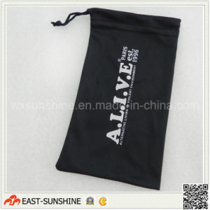 Microfiber Pouch for Sunglasses Eyeclasses pictures & photos