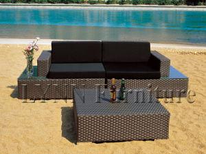 Garden Furniture PE Wicker (LN-003) pictures & photos