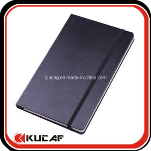 Imitation PU Weekly Recording Leather Journal Cover Diary pictures & photos