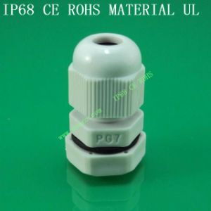 Plastic Cable Glands PG Series, Nylon6, Waterproof, Dustproof, IP68, CE, RoHS