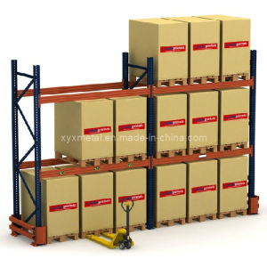 Mechincal Warehouse Pallets Storage Racks and Supermark Shelf pictures & photos